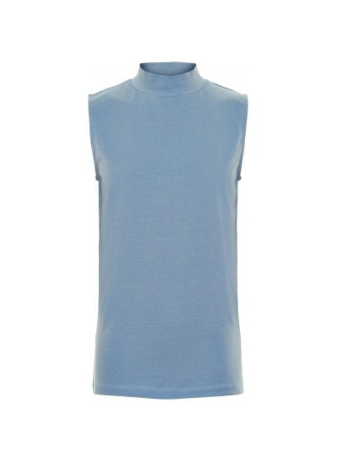 Neela Sl Top Dusty Blue
