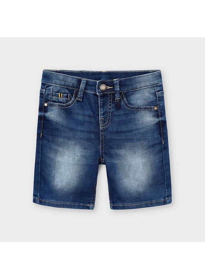 denim 5b soft shorts Medium
