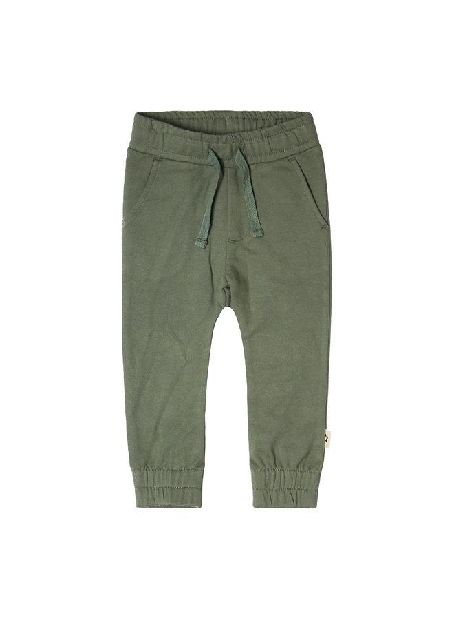 Solid Sweat Pants