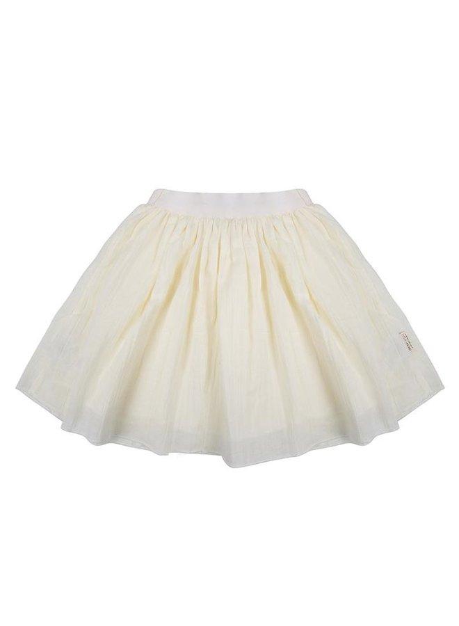 Skirt Woven Ecru