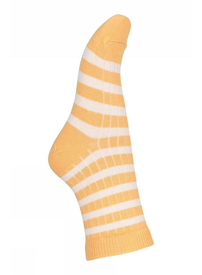 Eli socks Ochre