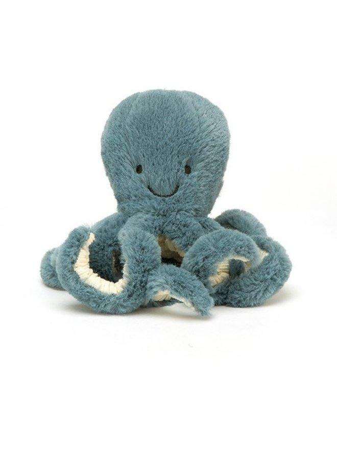 Storm Octopus Baby Blue