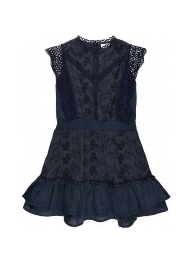 Takala Embroidery Dress TN3468 Cloud Dancer