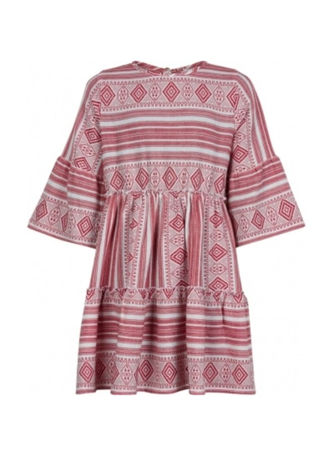 Dress Mineral Red