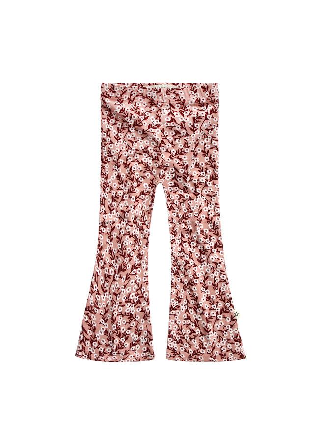 Floral Flared Legging