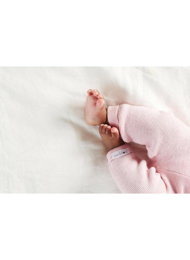 Pants Knit Reg Grover Light Rose Melange