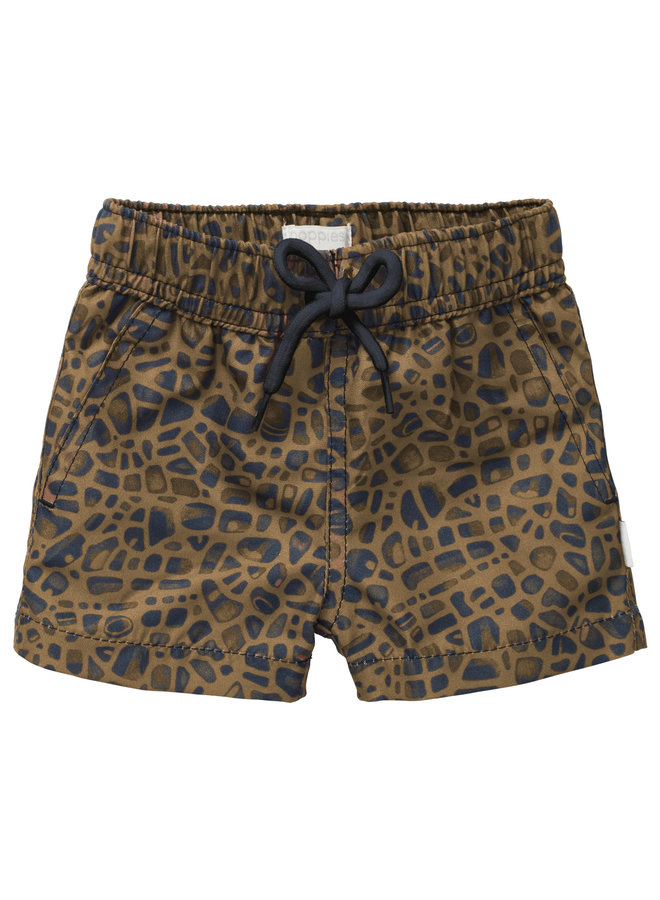 B Swim briefs-shorts Tuxford Bistre