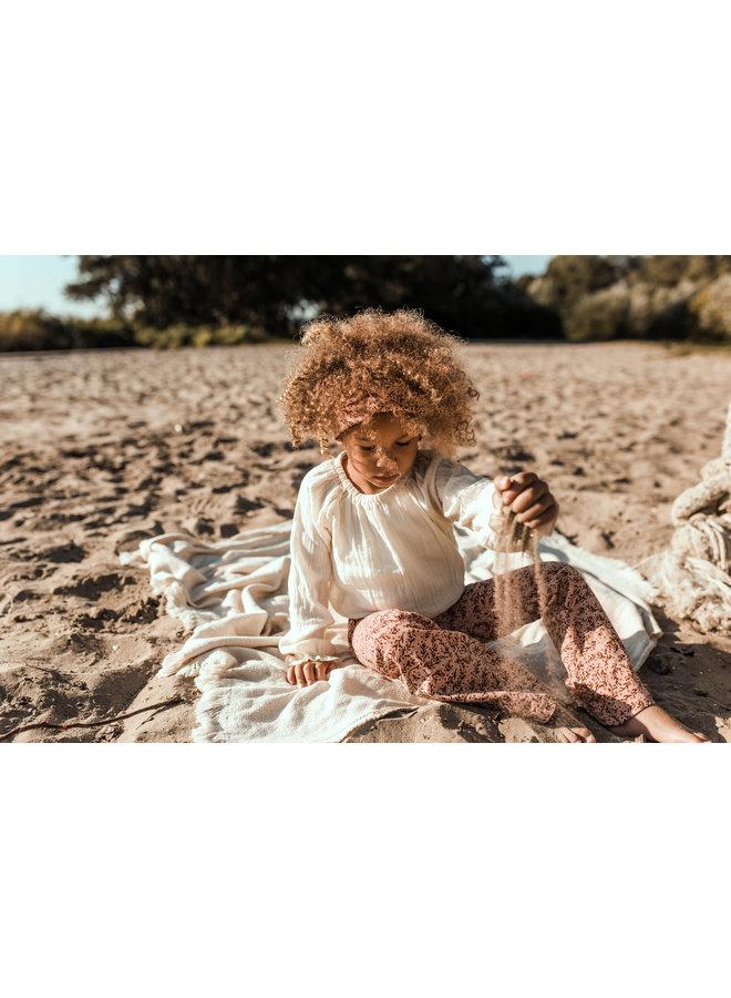 Balloon Top | Yvory Mousseline Kids