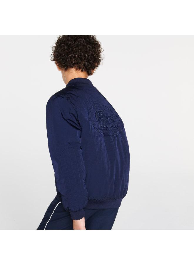 1EB1 Children jacket 02 Navy Blue