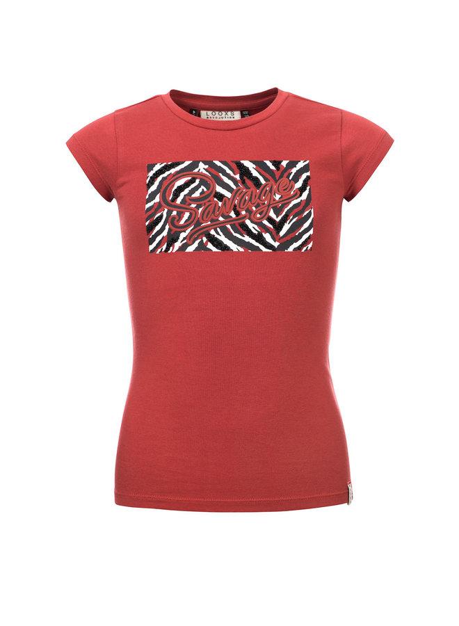 10Sixteen T-shirt Savanne