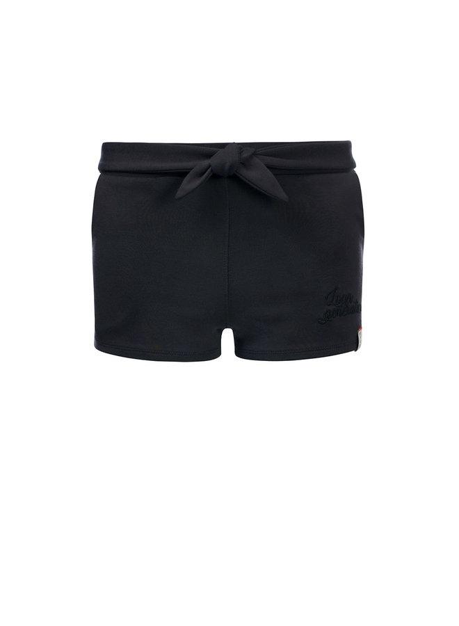 10Sixteen Interlock shorts Raven