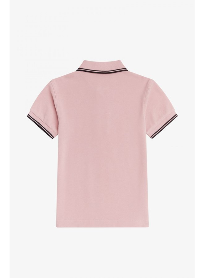 Kids Twin Tipped Shirt Chalky Pink