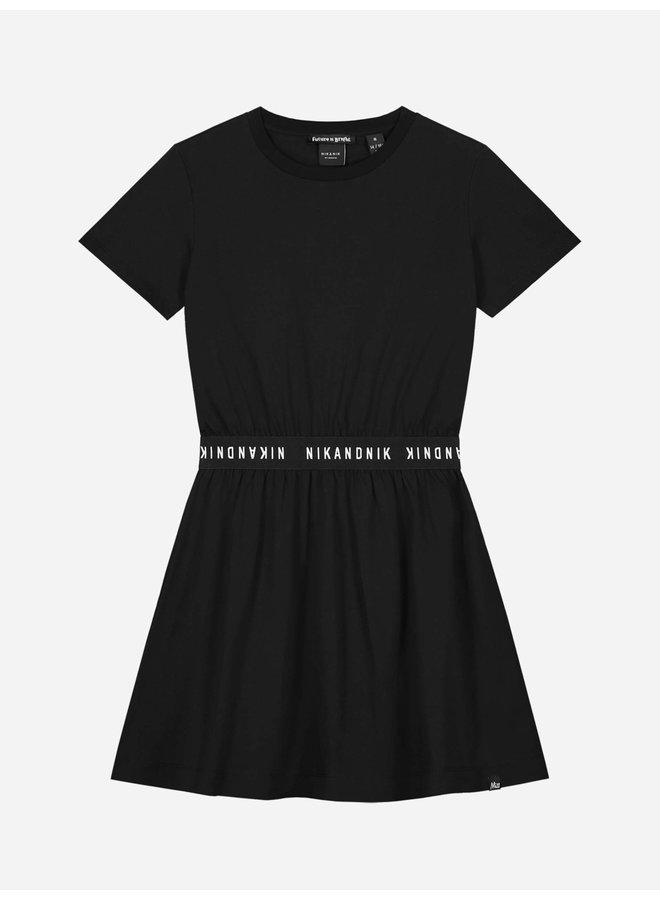 Adelia Dress Black