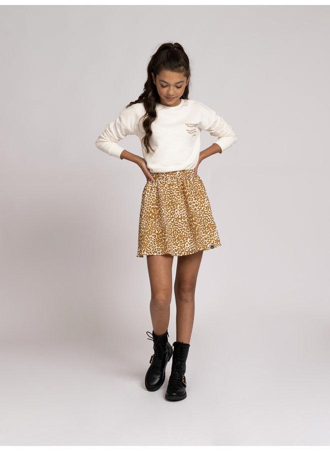 Tavi Cissy Skirt Mustard Brown