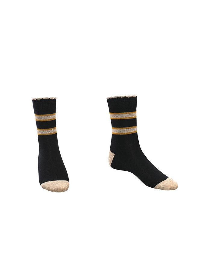 Girls socks Whitepanther