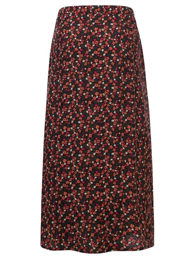 Girls skirt Botanical