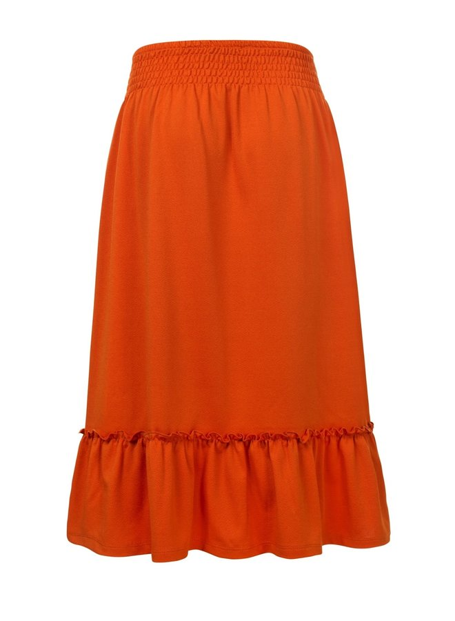 Little long skirt rust