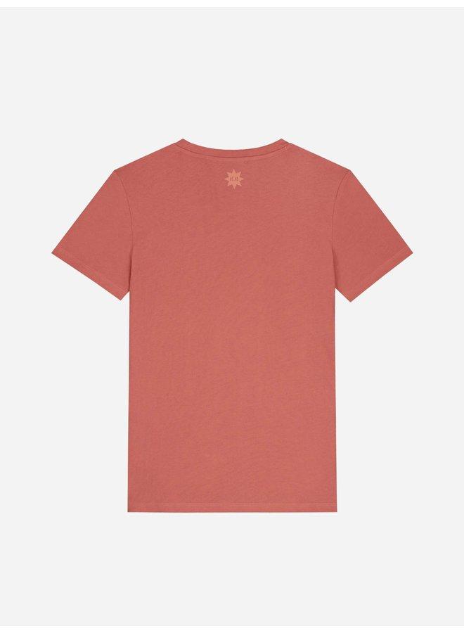 Kim N T-Shirt Retro Pink