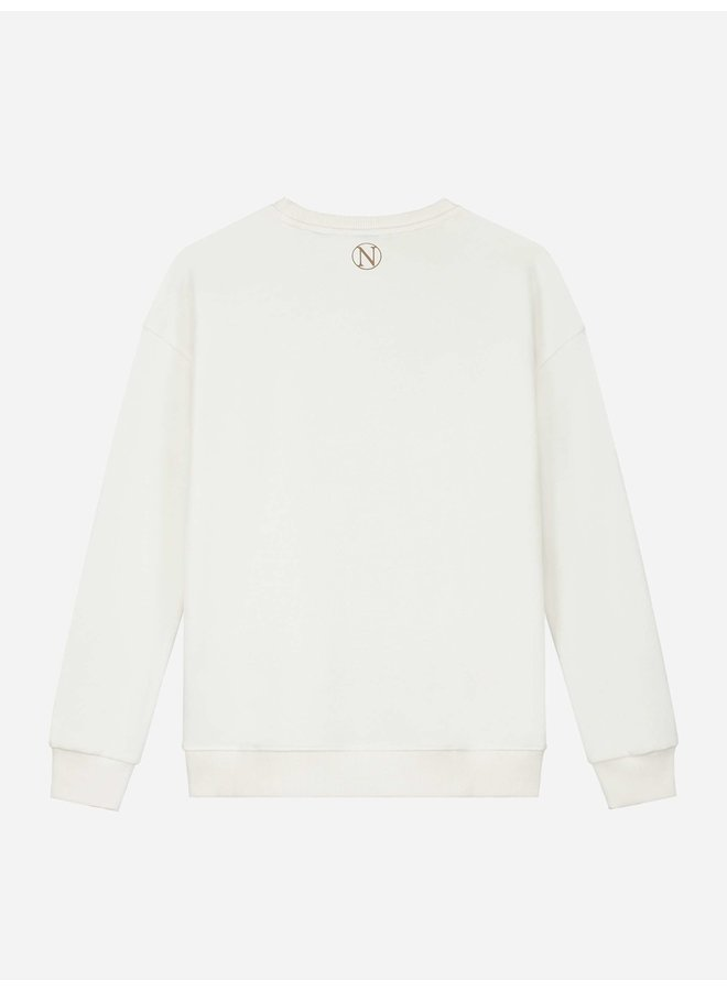 Keep Sweater Vintage White