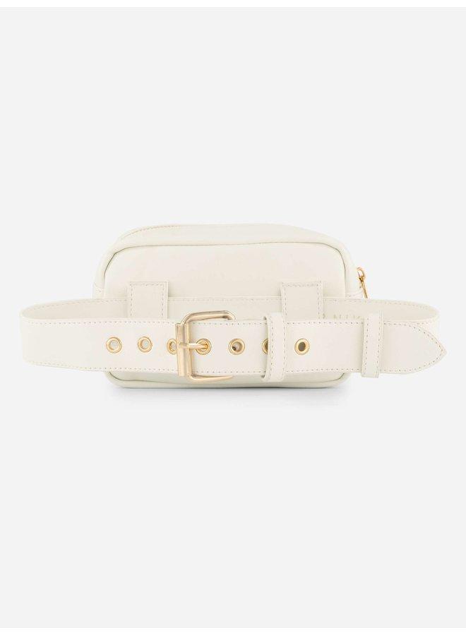 Kris Waist Bag Vintage White