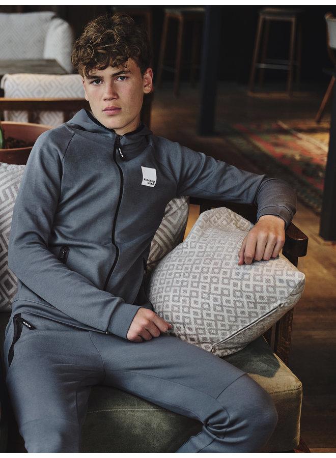 Dante Jacket Stone Grey