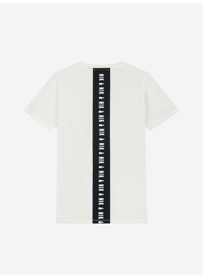 Pele T-Shirt Vintage White