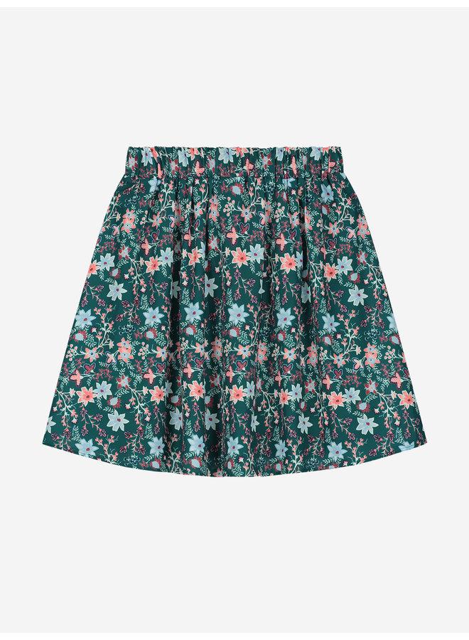 Tilda Cissy Skirt Deep Water Green