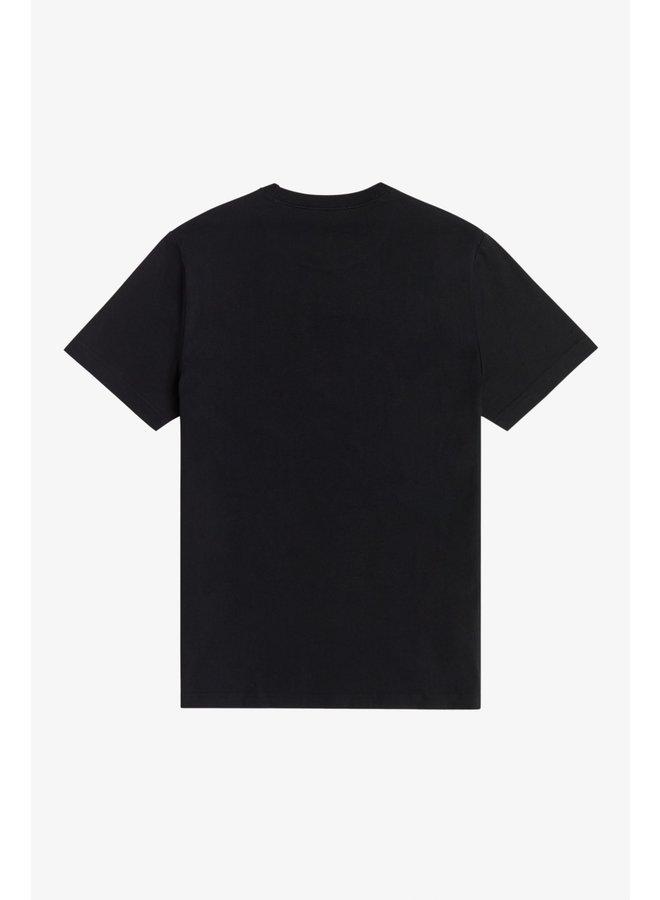 Boys Crew Neck T-Shirt Black