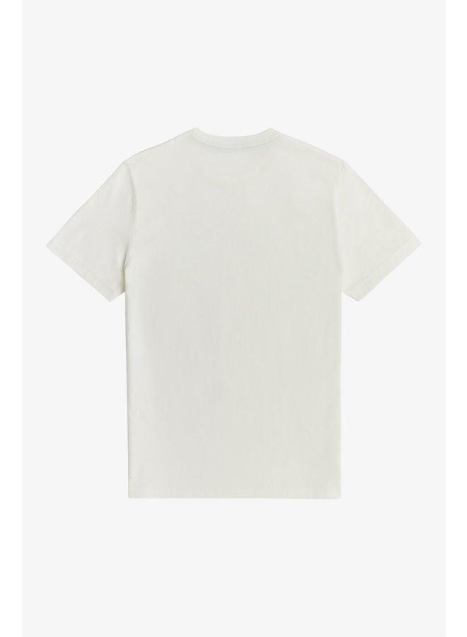 Boys Crew Neck T-Shirt Snow White