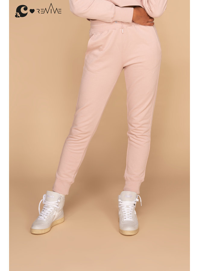 Jogging pants &C oud roze
