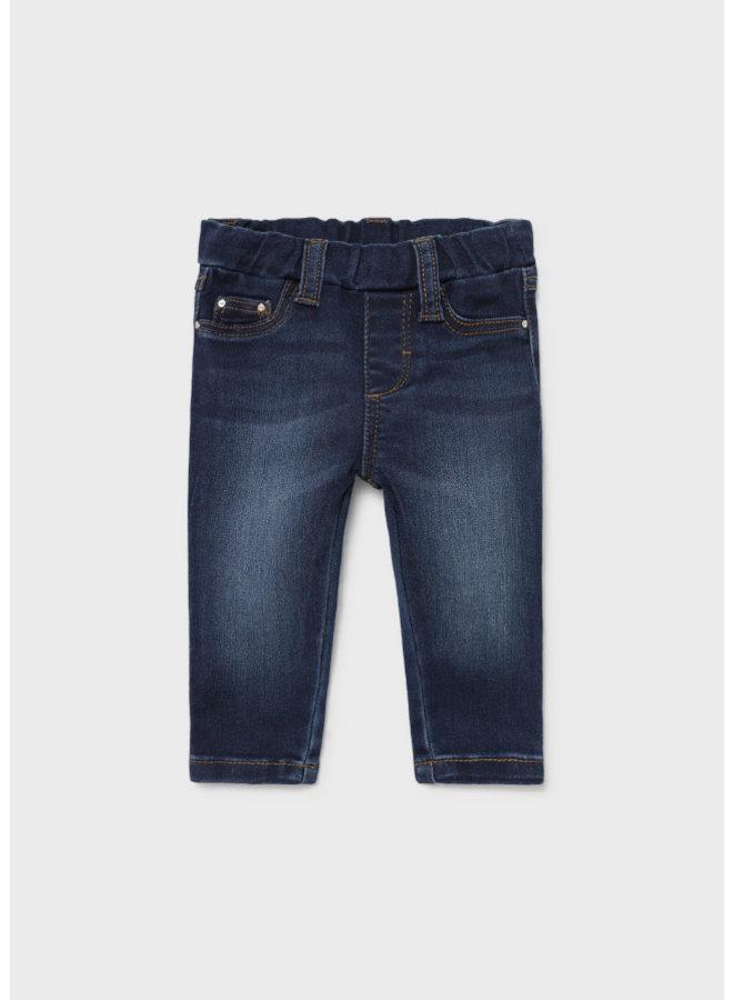 Mayoral Basic denim pants Dark