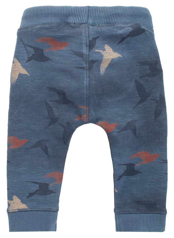 B Regular fit Pants Reims - Bering Sea