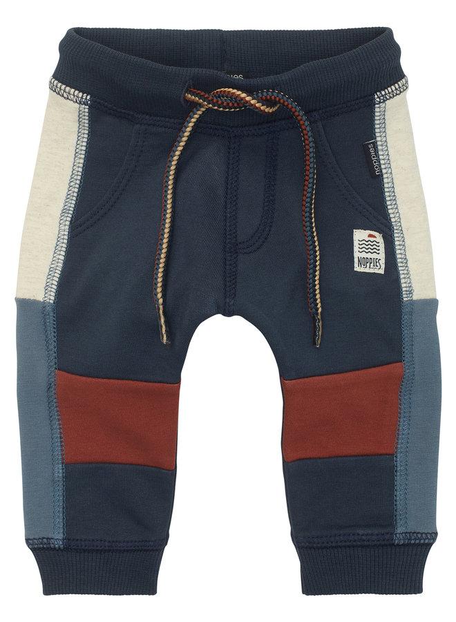 B Regular fit Pants Rochdale - Black Iris