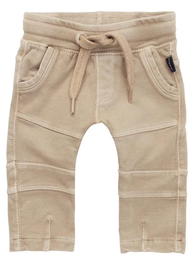 B Regular fit Pants Rivne - Travertine