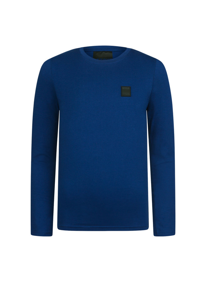 T-Shirt Marvin - Rich Blue