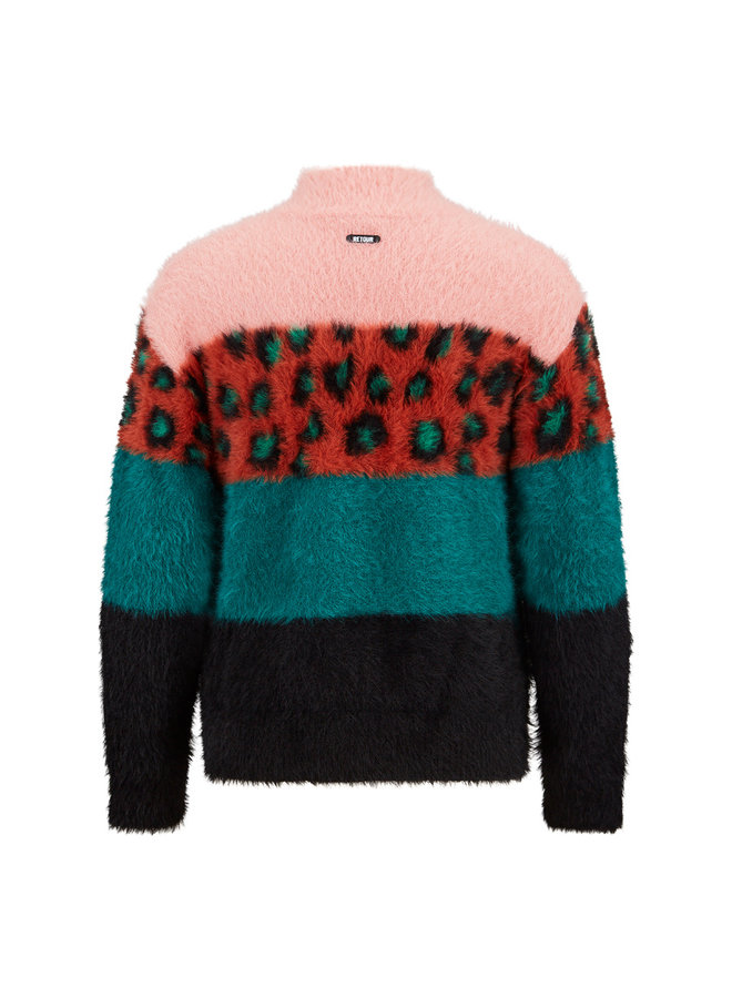Knitwear Desi - Brique