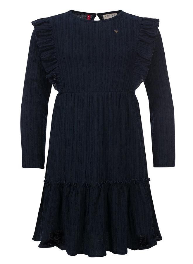 LOOXS Little Dress - Navy