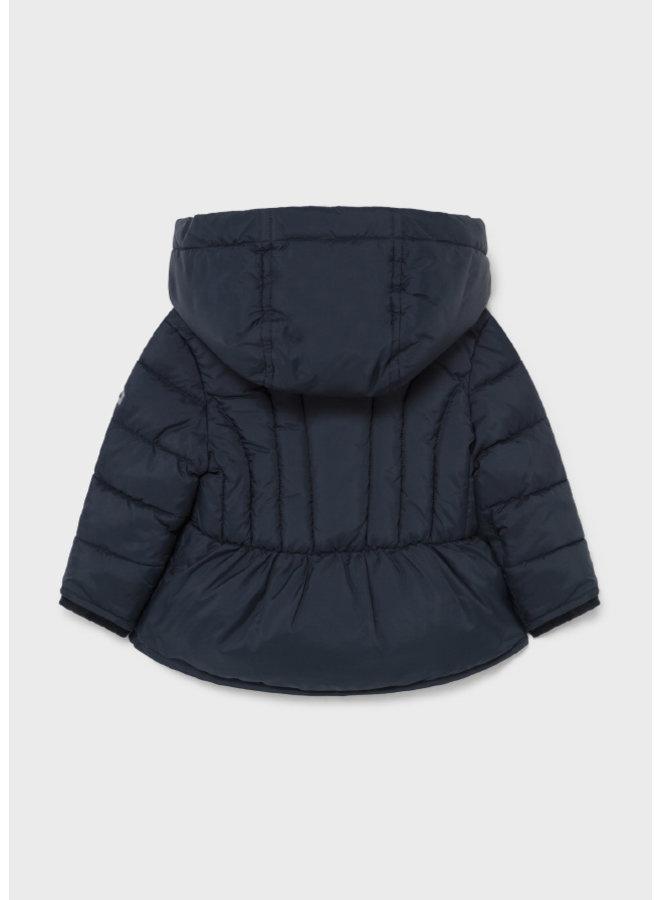 Mayoral Basic padded jacket Navy