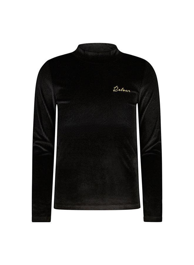 T-Shirt Geertruide - Black