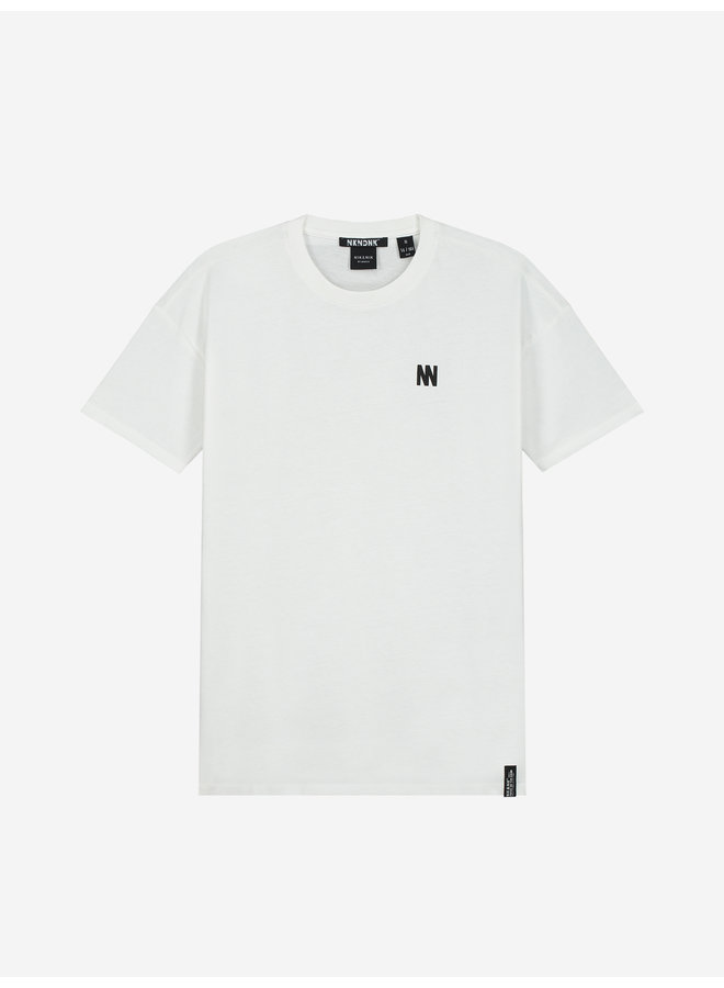 Only Way T-Shirt - Off White