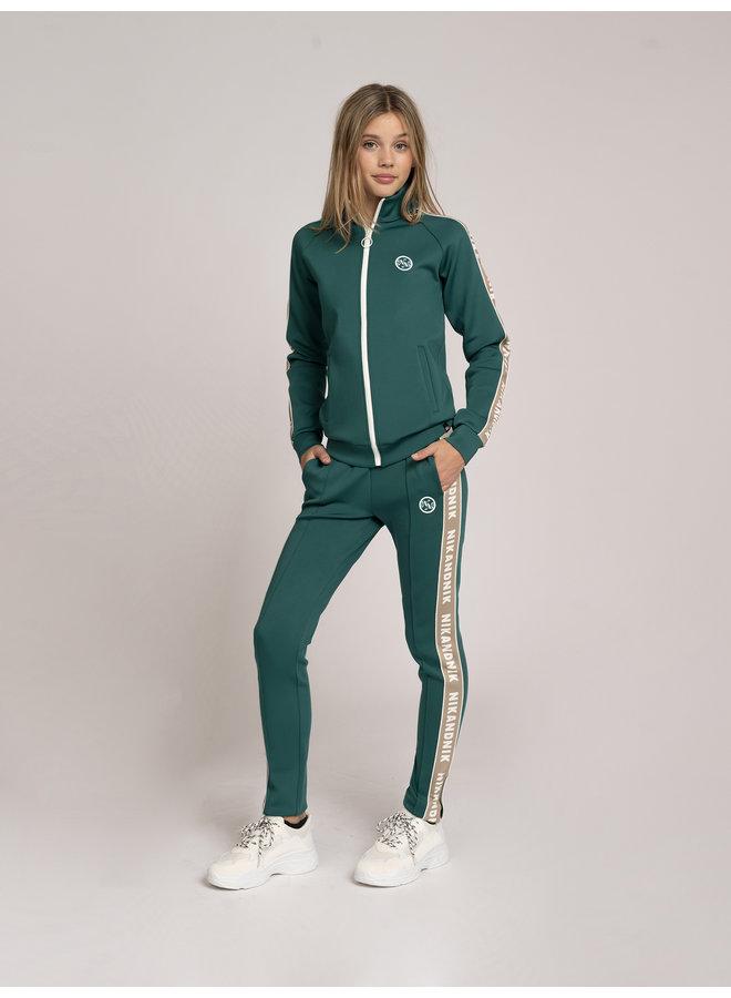 Vanya Trackpants - Pine Green