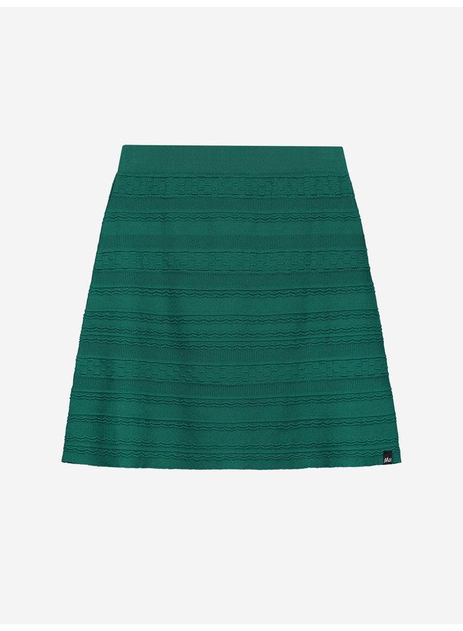 Cali Indie Skirt - Pine Green