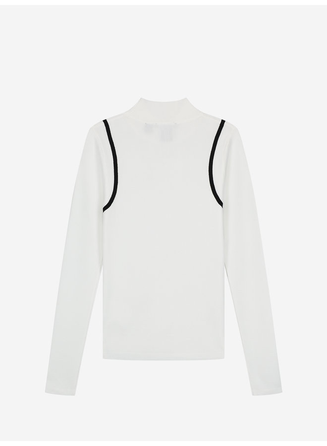 Carrie Pullover - Off White