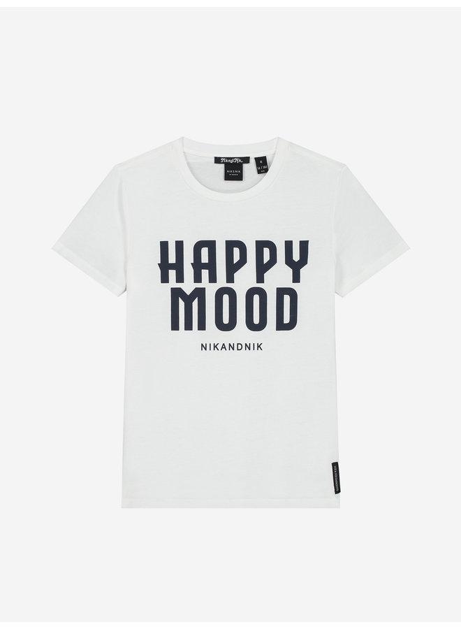 Happy T-Shirt - Off White