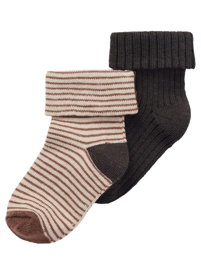 B Socks Richmond - Phantom