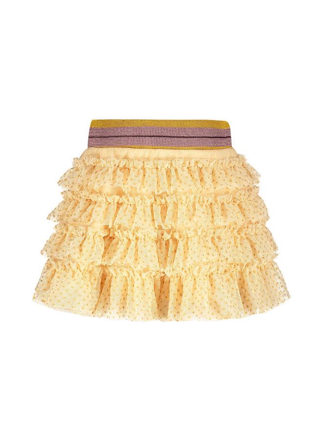 Flo baby girls mesh petticoat - Dot
