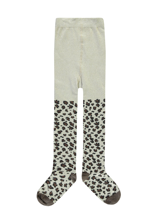 Flo girls panther tight - Sand