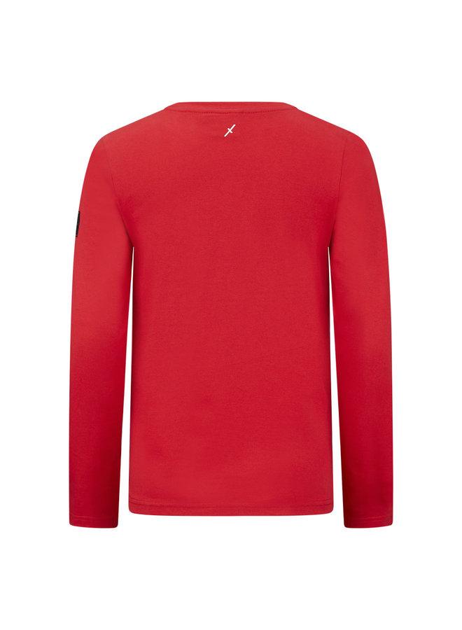 T-shirt Slide - Red