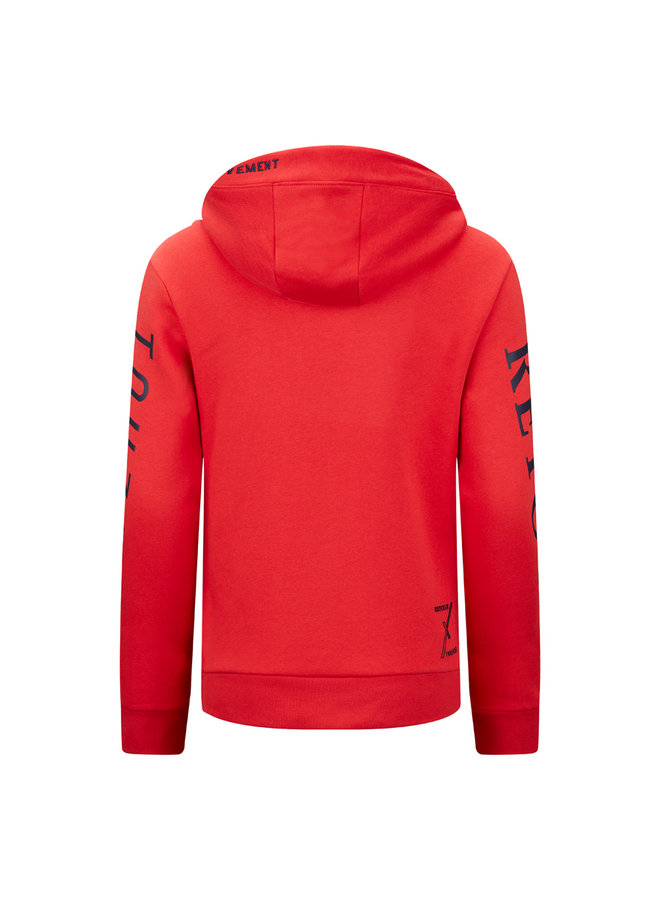 Sweater Pildriver - Red