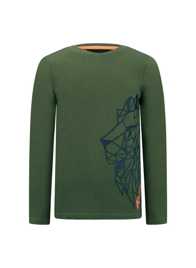 T-Shirt Kevin - Deep Olive